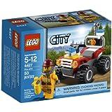 LEGO City Fire ATV 4427