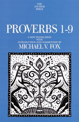 Download Proverbs 1-9 (The Anchor Bible) pdf