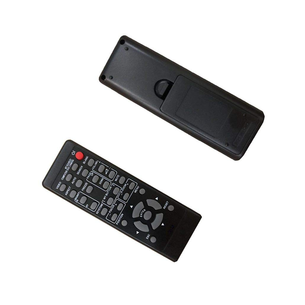 4EVER Replacment Remote Control for Hitachi CP-X2510EN CP-X4014WN CP-RX78W ED-X3270 ED-X3270A ED-X3250AT CP-HS1090 Projector by 4EVER E.T.C