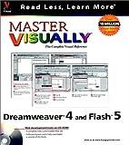 Master VISUALLY Dreamweaver 4 and Flash 5, Sherry Kinkoph and Mike Wooldridge, 0764508555