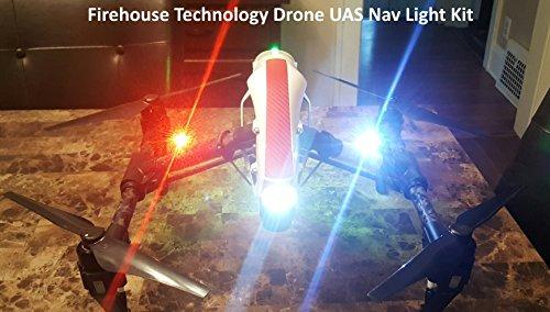 ARC Drone UAS DJI Strobe Light Navigation Kit FAA 107 Mavic Air Phantom Inspire Matrice Yuneec