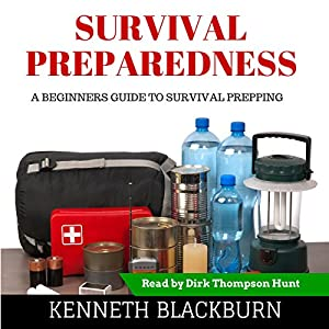 Survival Preparedness Audiobook