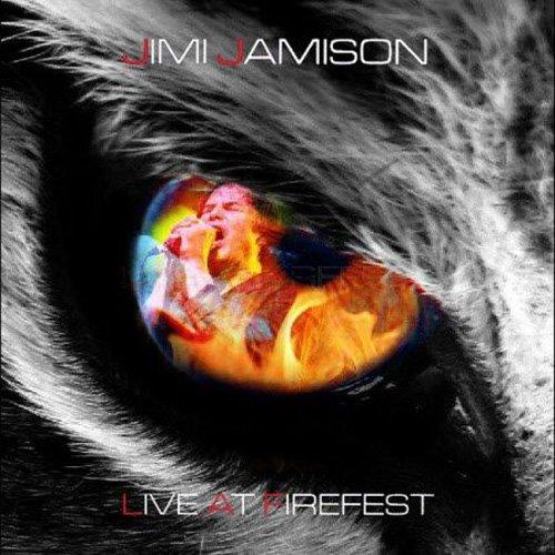 jimi jamison live at firefest cd