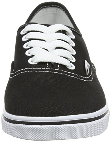Camionnettes Unisex Authentique (tm) Lo Pro Sneaker Noir / True White