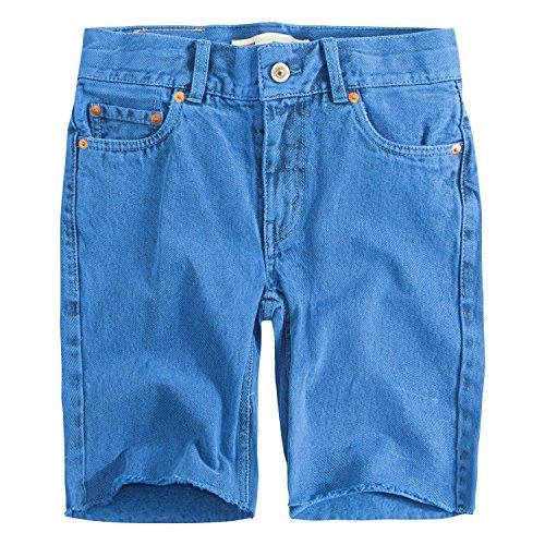 Levi's Toddler Boys' 511 Slim Fit Denim Shorts, Princess Blue, 2T