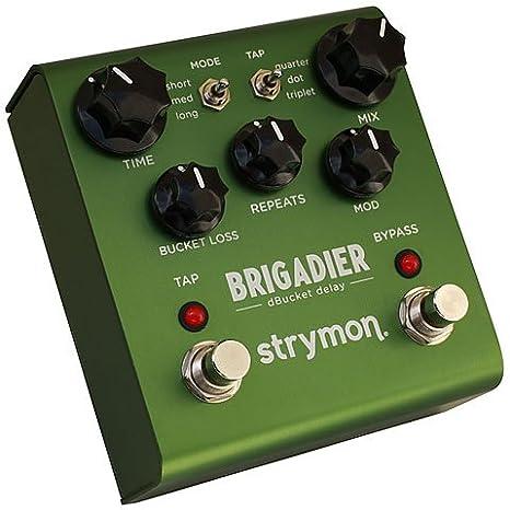 Strymon Brigadier dBucket Delay · Pedal guitarra eléctrica: Amazon.es: Instrumentos musicales