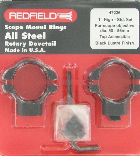 ATK ROTfield Stahl Top Zugang Ringe 2,5 cm Hi T A   522639 von ATK ROTfield
