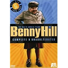 Benny Hill Complete and Unadulterated - The Hill's Angels Years, Set Six
