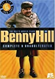 Benny Hill Complete and Unadulterated - The Hill's Angels Years, Set Six (1986-1989)