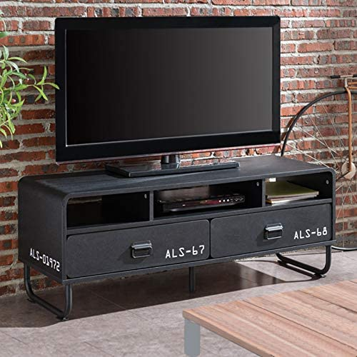 Selsey Brock - Mueble para televisor (120 cm), Color Negro: Amazon.es: Electrónica