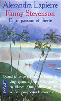 Fanny Stevenson : Entre passion et liberté par Lapierre