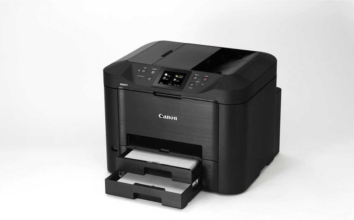 Canon MAXIFY MB5450 - Impresora de inyección de tinta (1 cassette ...