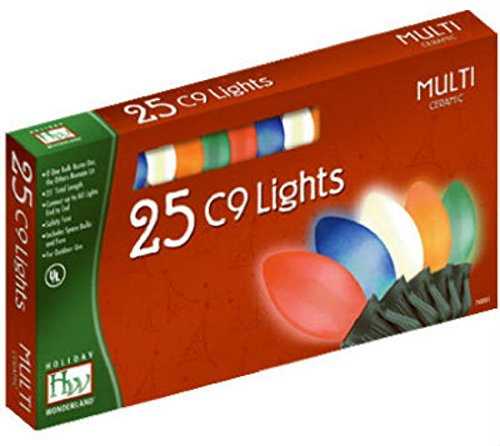 C9 Outdoor Christmas Lights Sets - 5