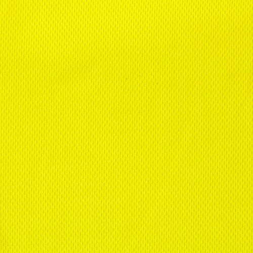 (Textile Creations Athletic Mesh Knit Fabric, Yellow, Fabric by the yard)