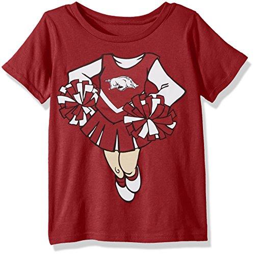 (NCAA by Outerstuff NCAA Arkansas Razorbacks Toddler