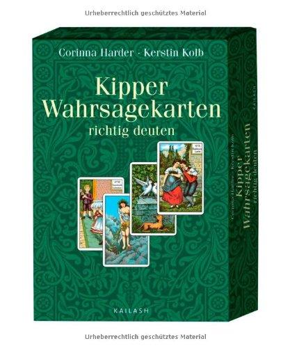 Kipper-Wahrsagekarten richtig deuten