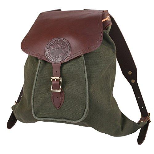 Duluth Pack Rucksack Backpack, Olive - Backpack Ricardo