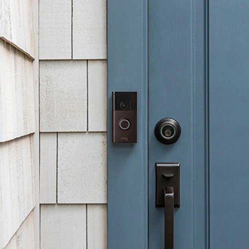 Brand New/Sealed Ring Wi-Fi Smart Video Doorbell with Installation Tools (Venetian Bronze) by Ring_Doorbell (Image #3)