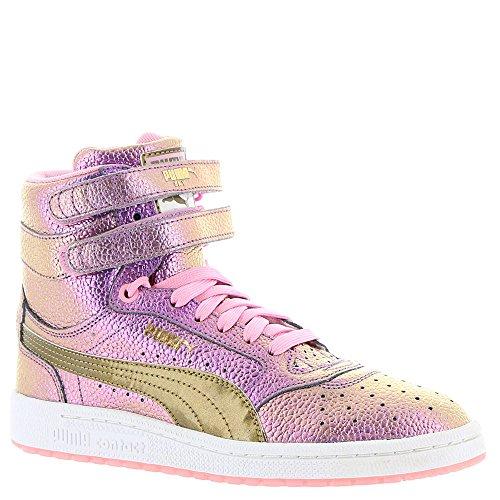 Puma Frauen Himmel II Hi Zurücksetzen Hightop Sneakers, 37.5 EU, Prism Pink/Gold