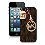 iPhone 5S Michael Kors Black Phone Case Newest and Grace Design