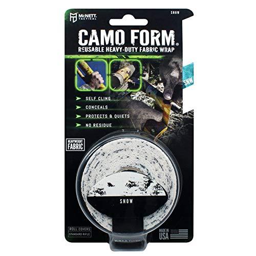 Camo Form Tactical Protective Wrap - Snow