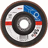Bosch 2 608 607 347  - Disco de láminas - 125 mm, 22,23 mm, 120 (pack de 1)