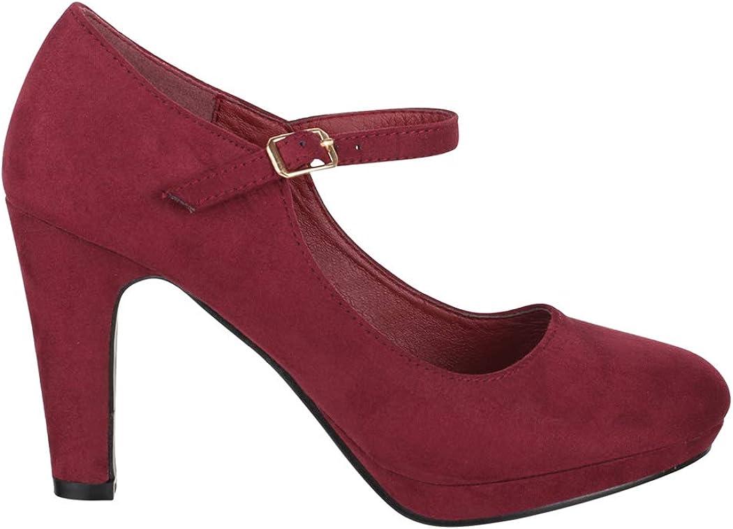 Elara chaussures compens/ées femme
