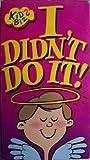 Kid's Biz: I Didn't Do It