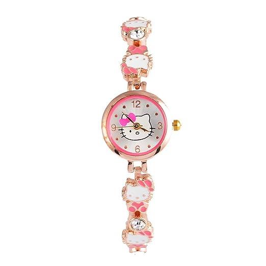 Time Teacher Watch, reloj para niños, bonitos relojes para niños, pulsera de dibujos