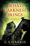 What Darkness Brings (Sebastian St. Cyr Mysteries (Hardcover))