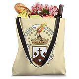 Discalced Carmelite Shield Tote Bag