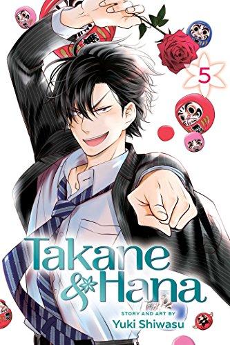 Takane & Hana, Vol. 5