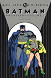 Batman - Archives, Volume 2