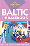 Baltic (Lonely Planet Phrasebook)
