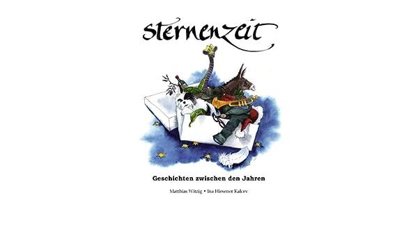 Sternenzeit: Geschichten zwischen den Jahren (German Edition)