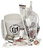 Starter Winemaking Equipment Kit w/ Glass Carboy