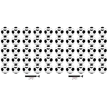 Image of (50 Pack) Soccer Balls Missionary Wholesale Bulk - Size 4 Balls