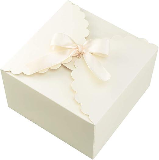 15 cajas de papel para bombones de un solo color, para regalo, para dulces, tentempiés, bombones, fiestas (amarillo): Amazon.es: Amazon.es