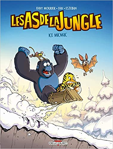 Les As de la Jungle 2