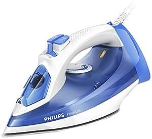 Philips PowerLife Steam Iron, Blue - GC2990/26