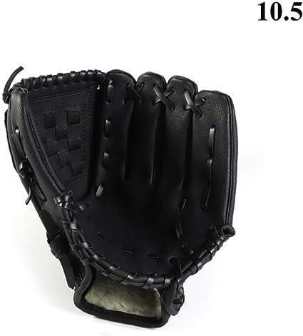 gants de baseball doux Gant de la Main Gauche Gant de Baseball Gant de Baseball et de Softball pour Enfants//Jeunes//Adultes Lancer de la Main Droite Gant de Sport Gant de Frappeur Jeunesse
