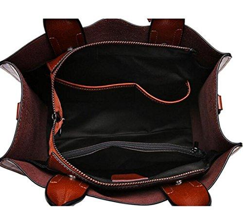 Darkblue Compras Hombro Bolso De De De Bolsa Mano Bolsa Bolsa Mujer Vintage Moda Bolso Mensajero De qxaFw6nEZ