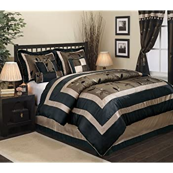 this item piece queen comforter set sets with curtains lenox chirp blue and brown