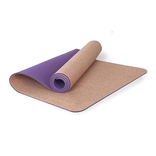 ROLLYYD - Esterilla de Yoga Plegable para Yoga o Sala de ...