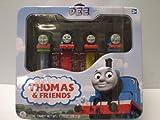 Thomas The Train Collectible Tin Tote Pez Candy Set