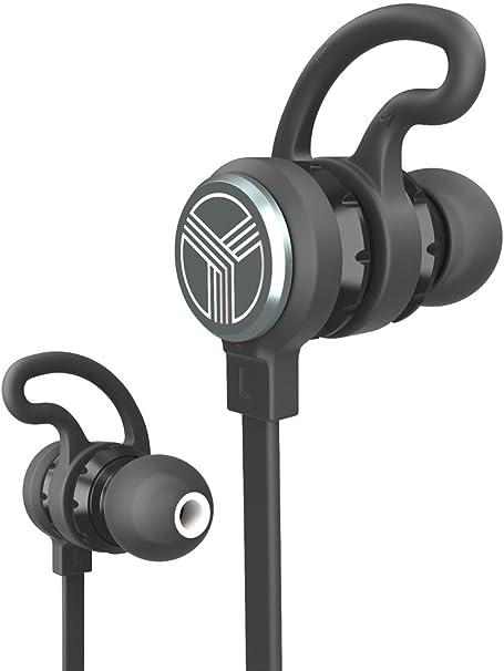 TREBLAB J1 Auriculares Bluetooth Los Mejores Auriculares inalámbricos para gimasio, Correr, Hacer Deporte Tecnología IPX6 Impermeable, a Prueba de Agua, ...