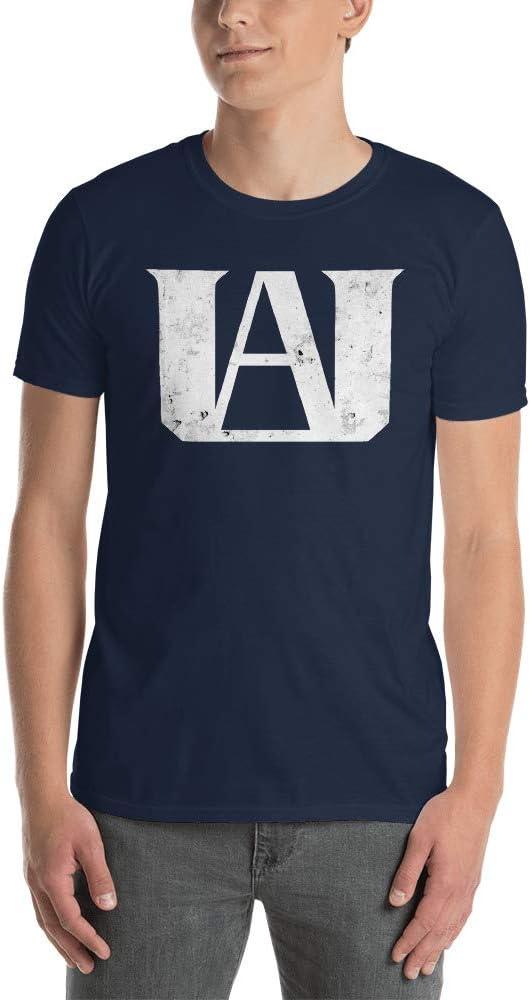 UA High School My Hero Academia Boku No All Might Deku One for All Camiseta T Shirt tee Shirts: Genérico: Amazon.es: Ropa y accesorios