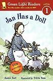 Jan Has a Doll, Janice Earl, 0152051678