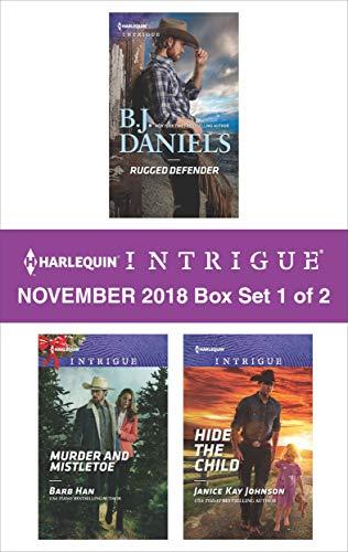 Harlequin Intrigue November 2018 - Box Set 1 of 2: An Anthology
