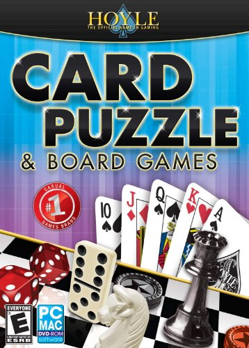 Price comparison product image Hoyle Card Puzzle & Board Games